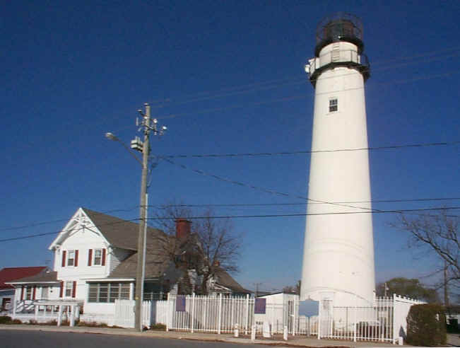 Fenwick Island Lighthouse Project